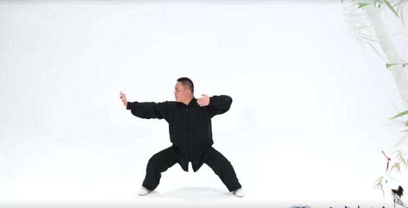 Health TCM Qigong Exercise  ( Ba Duan Jin Excercise )