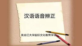 CHINESE PHONETIC CORRECTION