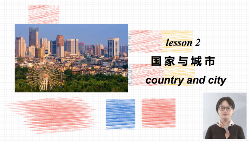 Elementary Chinese II Country and City