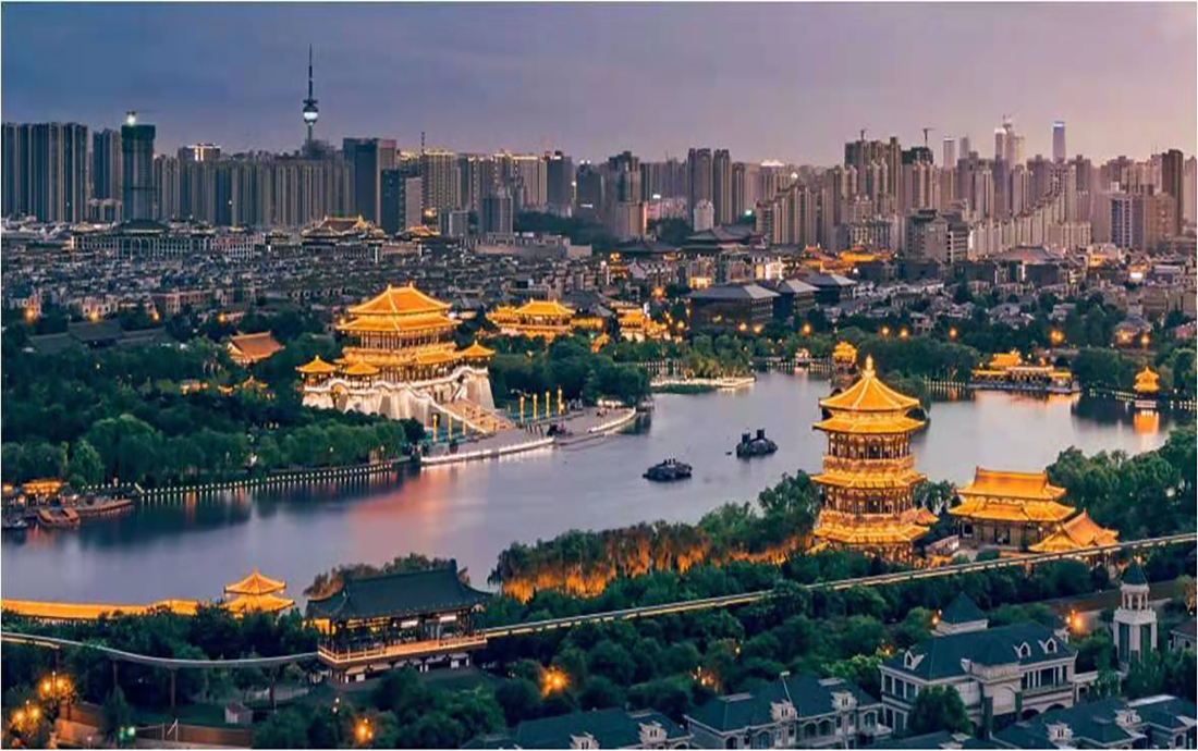 Xi'an and Chinese history